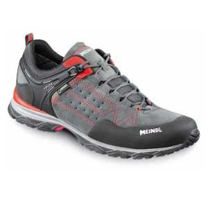 Meindl Ontario GTX Walking Shoes - Red/Anthracite