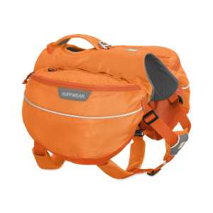 Ruffwear Approach Dog Pack - Orange Poppy