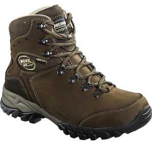 Meindl Meran GTX Womens Wide Fit Walking Boots - Brown