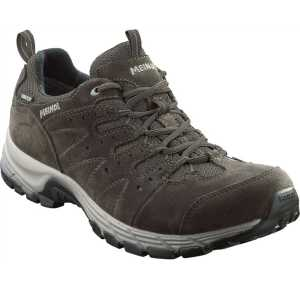 Meindl Rapide GTX Mens Wide Fit Walking Shoes - Brown - size 8 - Ex-Demo