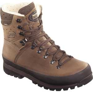 Meindl Guffert Mens Wide Fit Mountaineering Boots - Brown
