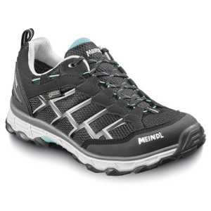 Meindl Activo Lady GTX Wide Fit Walking Shoes - Black