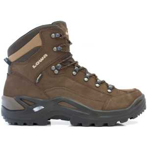Lowa Renegade GTX Mid Walking Boot - Espresso/Brown - size 10.5