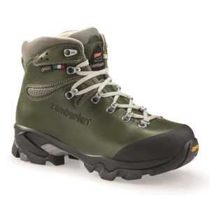 Zamberlan Womens 1996 Viox Lux GTX RR Walking Boots - Waxed Green