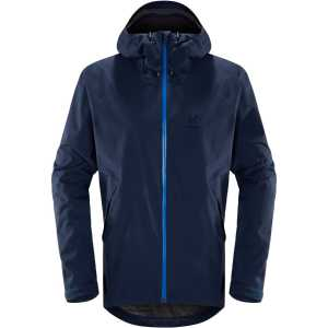 Haglofs Mens Esker Waterproof Jacket - Tarn Blue