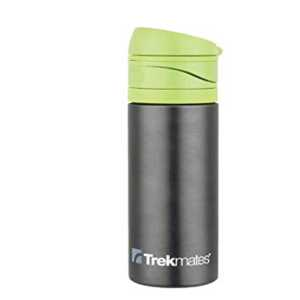 Trekmates Thermo 400ml Bottle - Green