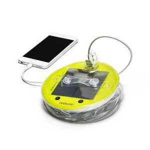 Luci Pro Outdoor 2.0 Inflatable Solar Rechargeable Light/Lantern and Power Bank