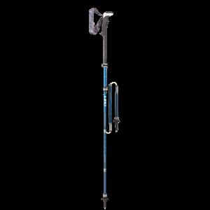 Leki Micro Vario Carbon Antishock Folding Trekking Poles - One Pair
