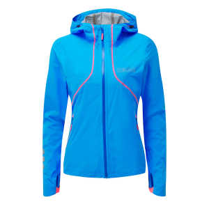 OMM Womens Kamleika Waterproof Jacket - Blue