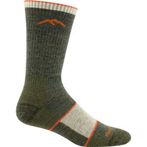 Darn Tough 1405 Hiker Boot Full Cushion Socks - Olive