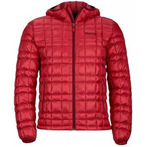 Marmot Featherless Insulated Hooded Jacket - Team Red