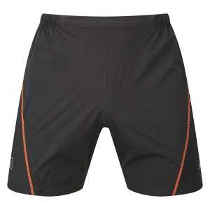 OMM Mens Kamleika Waterproof Running Shorts - Black