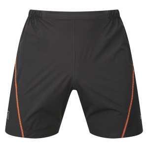 OMM Mens Kamleika Waterproof Running Shorts - Black