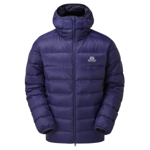 Mountain Equipment Skyline Hooded Jacket - Medieval Blue