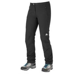 Mountain Equipment Womens Chamois Softshell Pant - Black