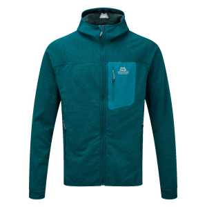Mountain Equipment Pivot Hooded Jacket - Tasman Blue