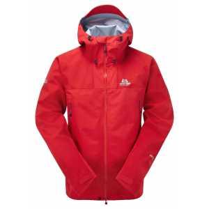 Mountain Equipment Rupal GTX Waterproof Jacket -Imperial Red/Crimson