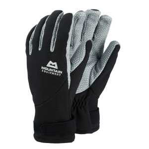 Mountain Equipment Super Alpine Glove - Black/Titanium