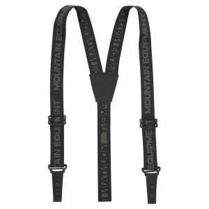Mountain Equipment Branded Braces - Black