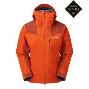 Montane Alpine Resolve GTX Pro Waterproof Jacket - Firefly Orange