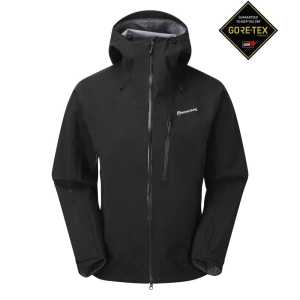 Montane Alpine Spirit GTX Waterproof Jacket - Black