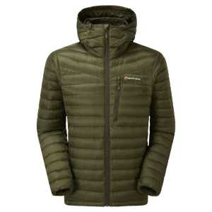 Montane Featherlite Down Insulated Jacket - Kelp Green