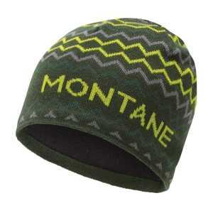 Montane Signature Beanie Hat - Zigzag Arbor (OS)