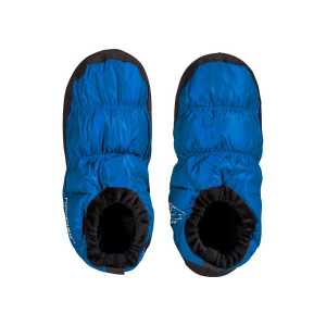 Nordisk Mos Down Slippers/Tent Shoes - Blue