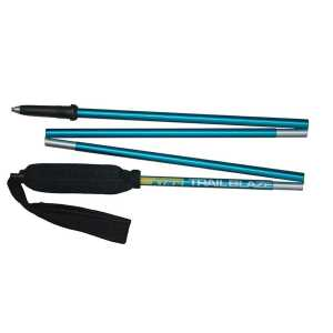 Mountain King Trail Blaze Trekking Poles - One Pair - Aqua