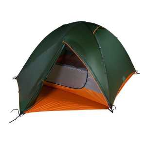 Nigor Guam 2 Lightweight Backpacking Tent - Willow Bough/Burnt Orange
