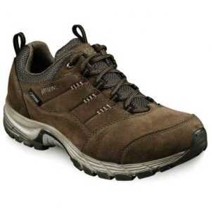 Meindl Philadelphia Ladies Wide Fit Walking Shoes - Brown