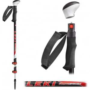 Leki Photosystem Aluminium Trekking Pole - Single Pole
