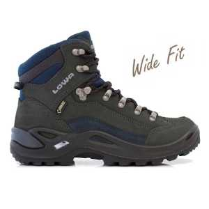 Lowa Renegade GTX Mid Wide Fit Walking Boot