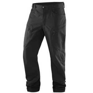 Haglofs Mens Rugged II Mountain Pant - True Black Solid