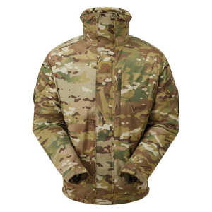 Keela Special Forces 4.0 Belay Waterproof Insulated Jacket - Multicam