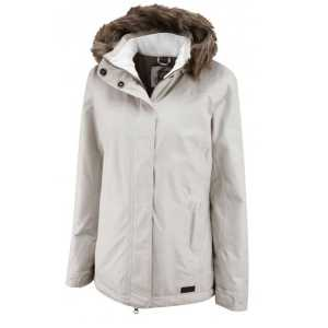 Sprayway Womens Shikari II Waterproof Jacket - Oyster - 12