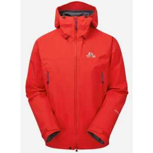 Mountain Equipment Shivling GTX Pro Waterproof Jacket - Imperial Red