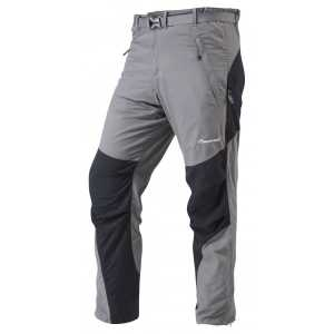 Montane Terra Soft Shell Walking Pants - Graphite
