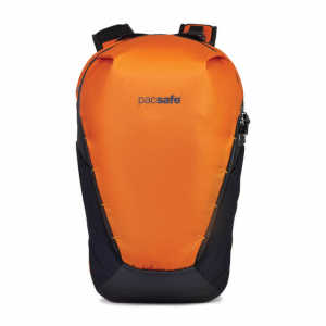 Pacsafe Venturesafe X18 Anti-Theft 18 Litre Backpack - Burnt Orange (Ex-Sample)