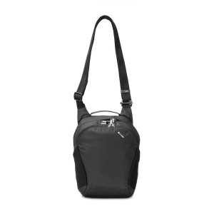 Pacsafe Vibe 300 Crossbody Anti-Theft Travel Bag - Black