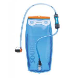 Source 2L Widepac Hydration System + Mini Water Filtration System