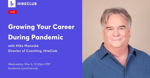 Growing Your Career During Pandemic