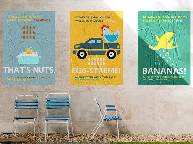 Drought Poster Series