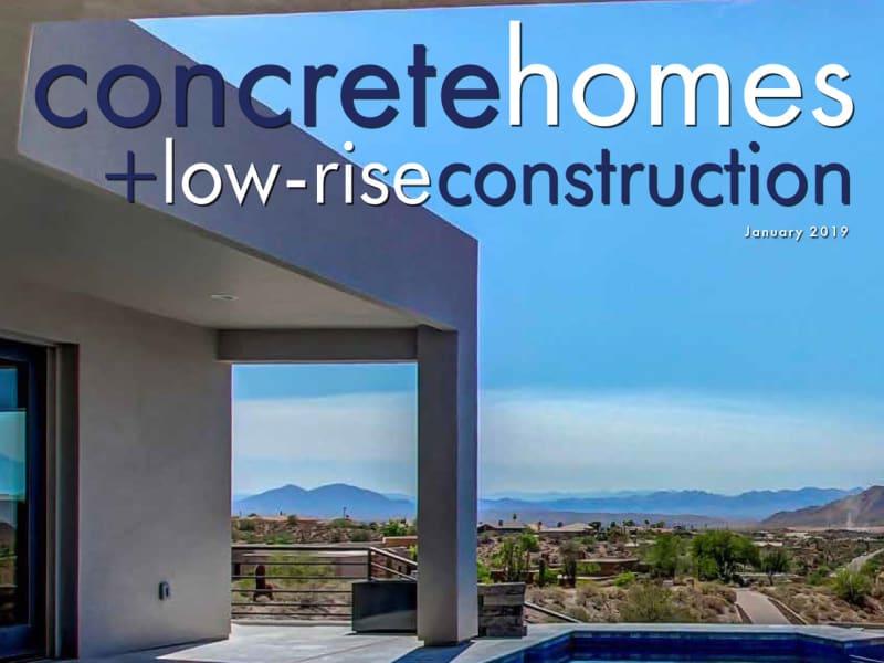 Concrete Homes Magazine
