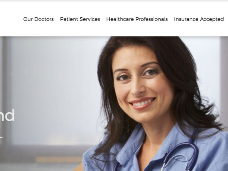 Hill Physicians . Com Website Redesign and Relaunch