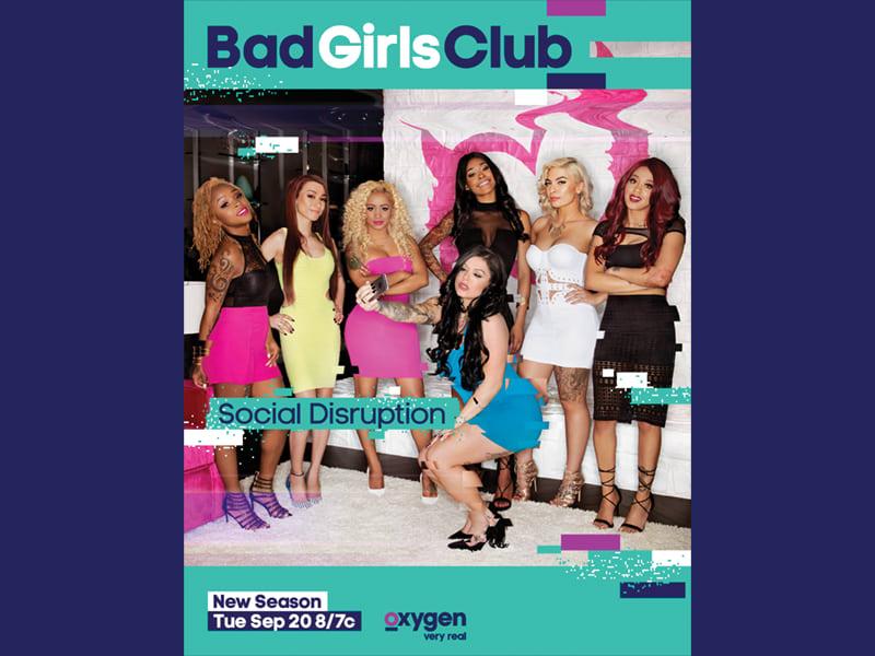 Bad Girls Club Key Art