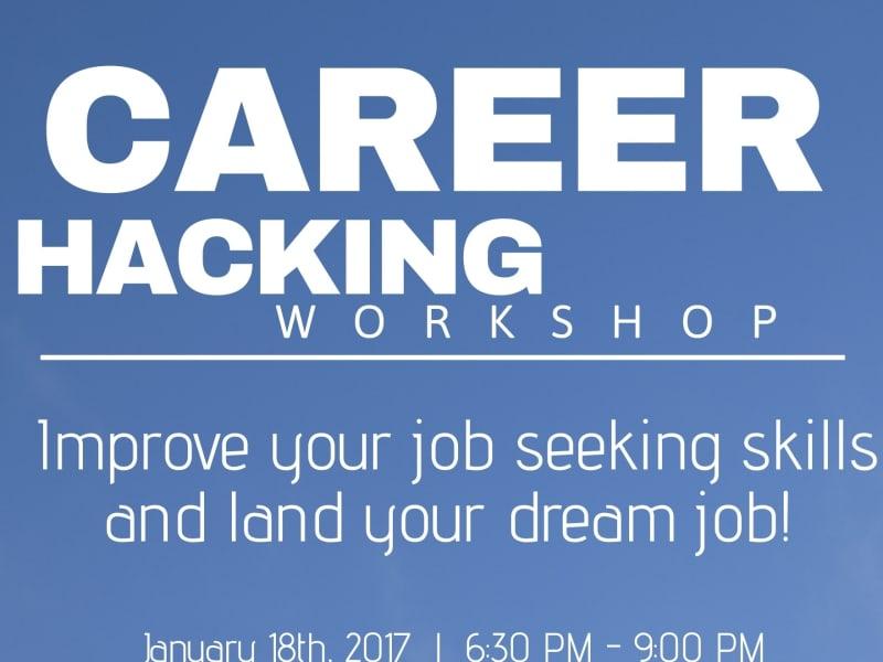 Career Hacking Workshops