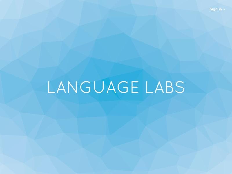 Language Labs