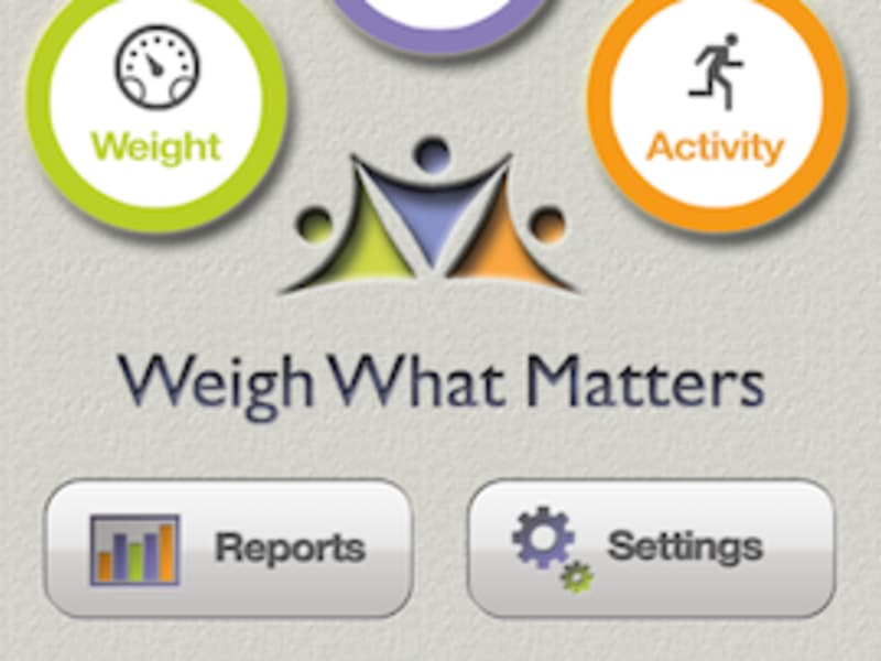 Weigh What Matters Mobile App