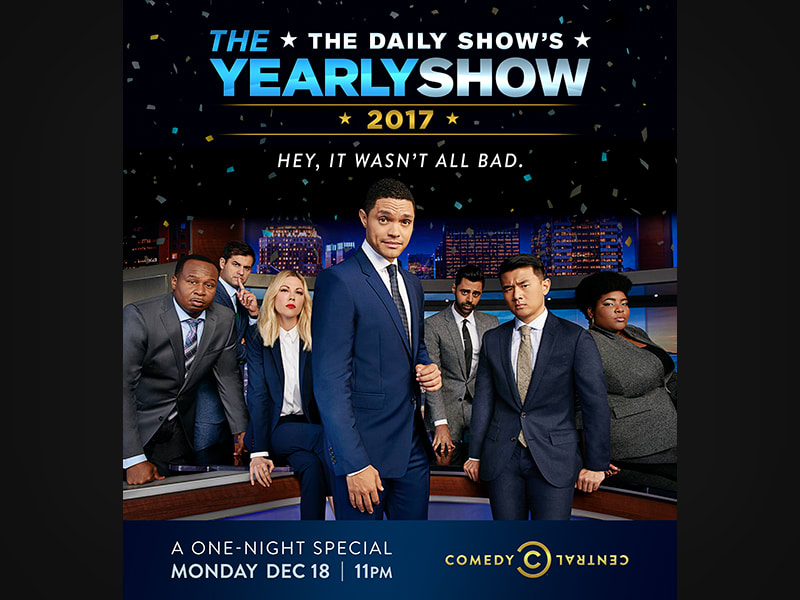 The Daily Show: The Yearly Show 2017